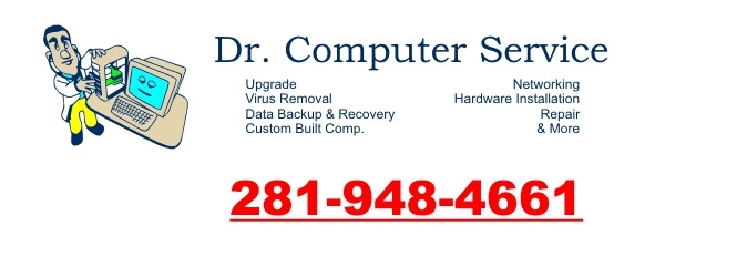 Computer Repair And Maintenance Services Houston - PC Repair Houston